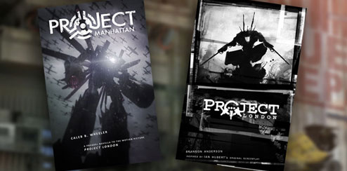 Project Manhattan + Graphic Novel